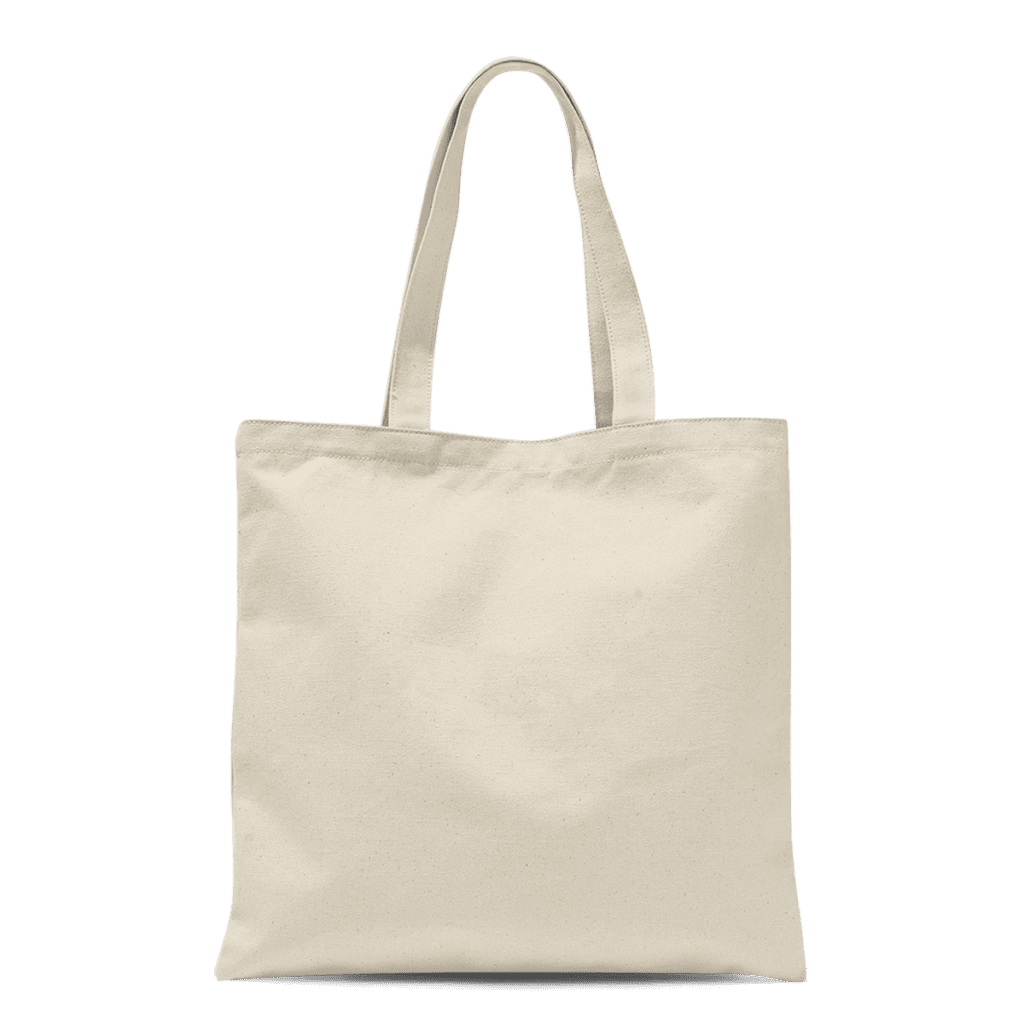 print on demand made in USA tote bag