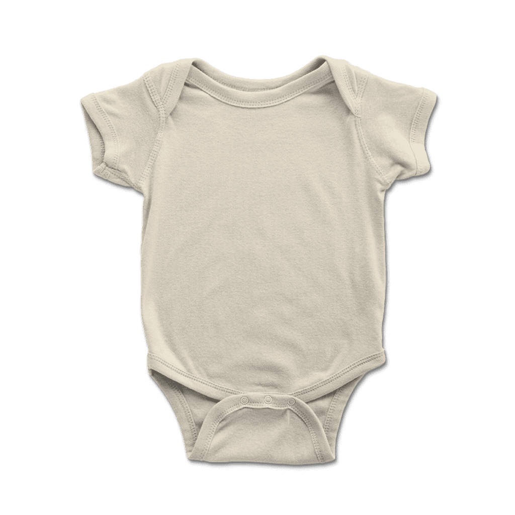 print on demand made in USA onesie
