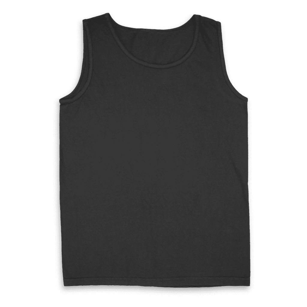 print on demand made in USA tank top